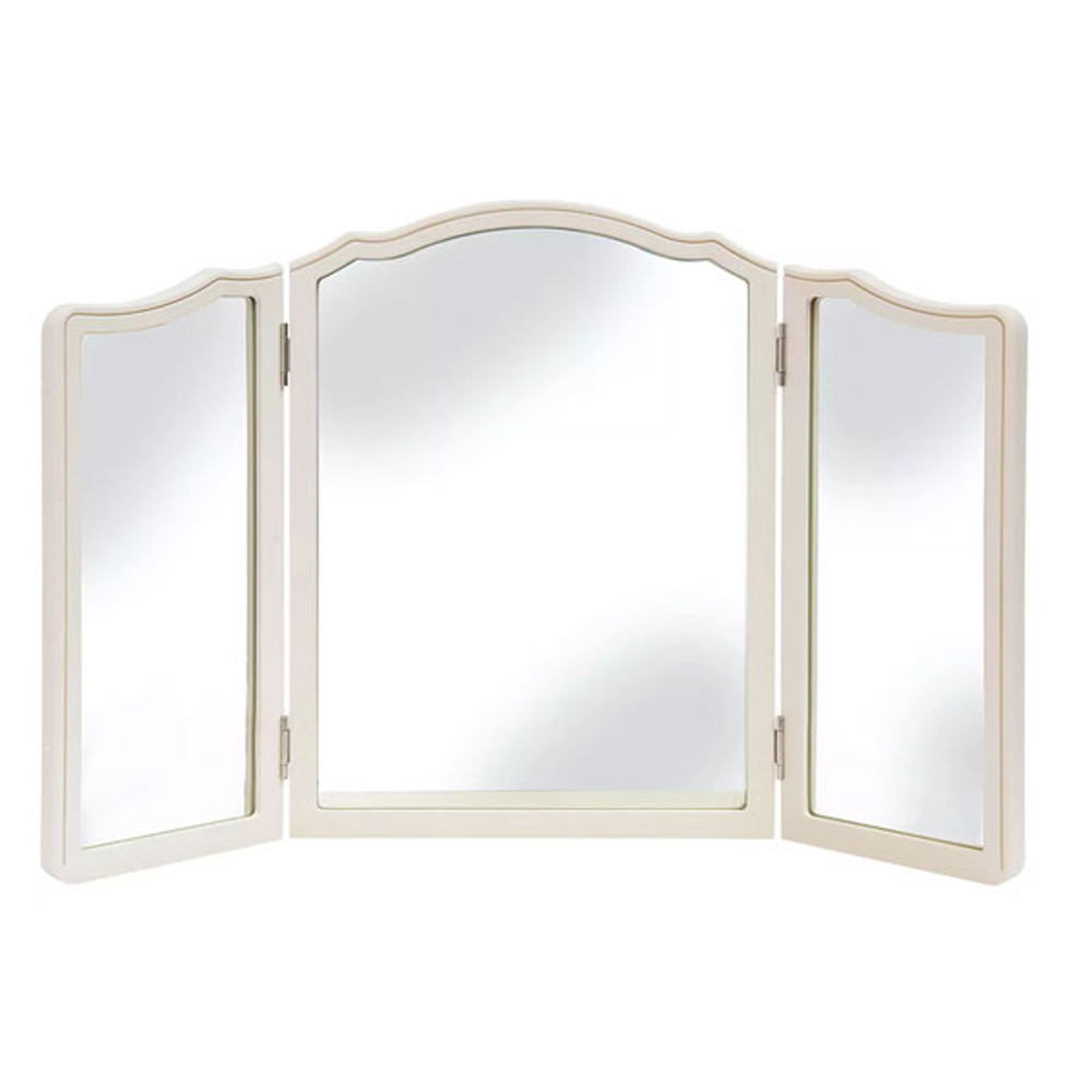 Provencale Dressing Table Mirror Ivory