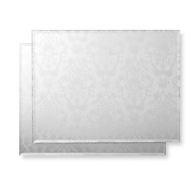Josette Mirrored Placemats Set of 2