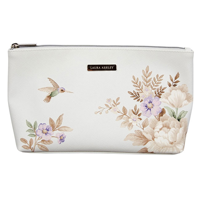 Belvedere Cosmetic Bag Silver