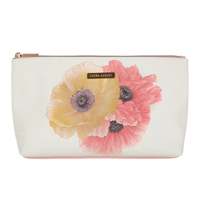 Poppy Cosmetic Bag Pink