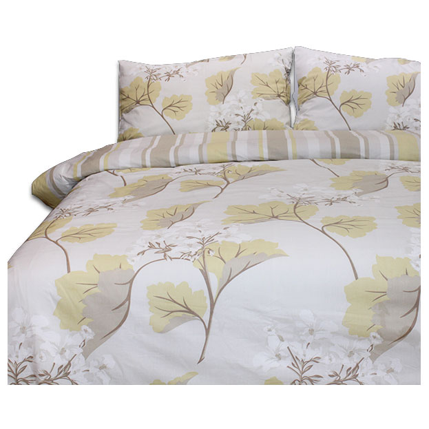 Millwood Bed Set Camomile DBL 200x200