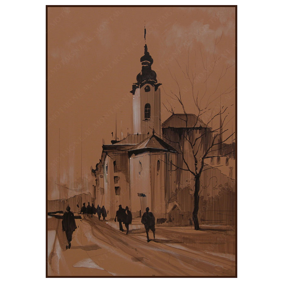Bourges Decorative Painting