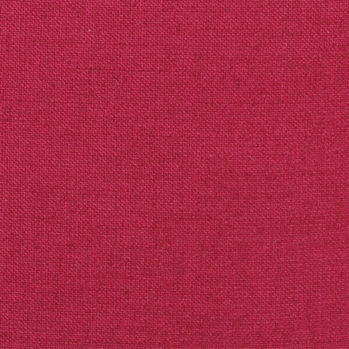 Bacall Curtain Fabric Cranberry