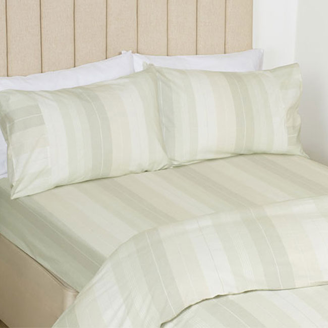 Sophie Fitted Sheet DBL Hedgerow 135 x 190