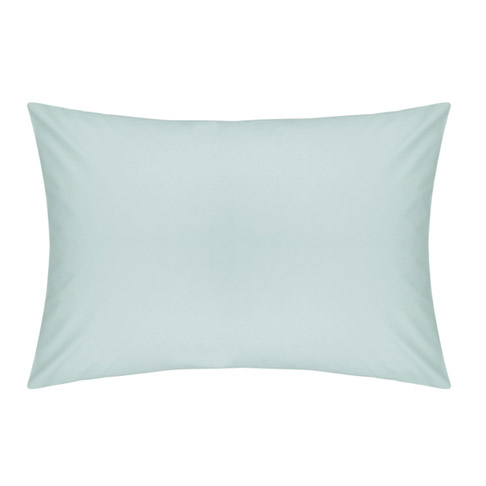 Pair of Housewife Pillowcases 400TC Duck Egg Satin