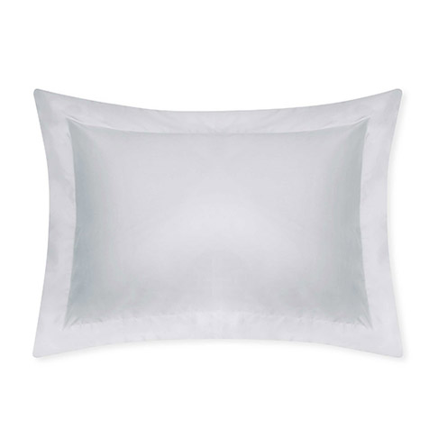Pair of Oxford Pillowcases 200TC Silver